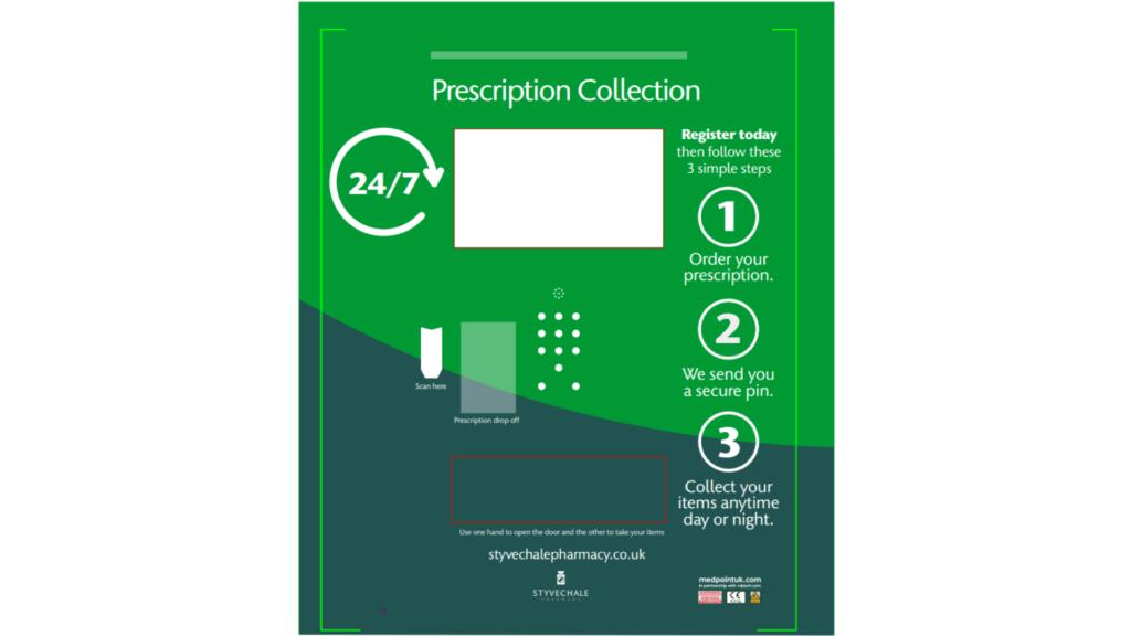 Prescription Collection Coventry